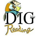 DIG-into-Reading-Logo