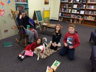Tail Waggin' Storytime – New Day and Time