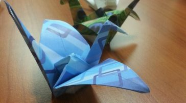 Origami Paper Crafts Workshop