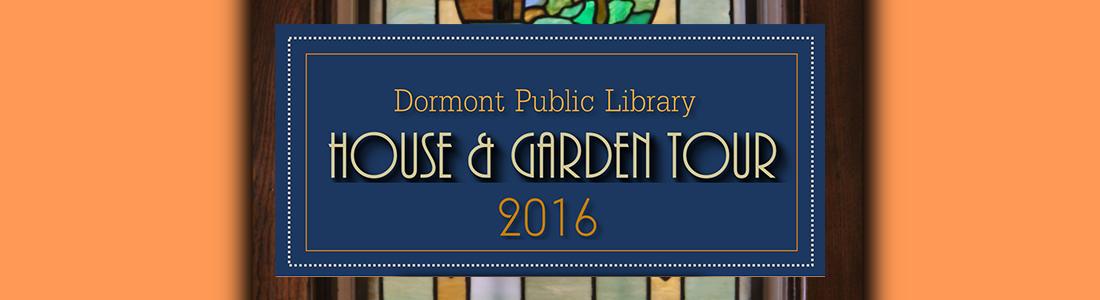 Dormont LIbrary House & Garden Tour 2016