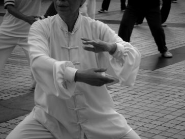 Seniors Tai Chi: On Hiatus