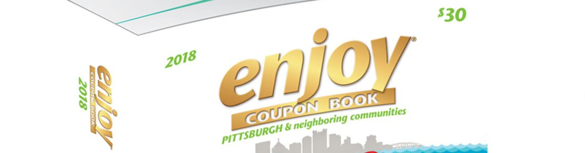 Enjoyment Coupon Books – Enjoyment Books CODES Get Deal The Enjoyment Book contains several hundred coupons worth thousands of dollars. Most of the coupons in the book are good for a free dinner or other item with the purchase of a second.